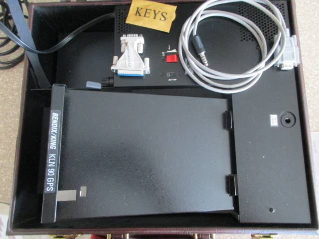 King KCC-90 Take Home case For The KLN 90