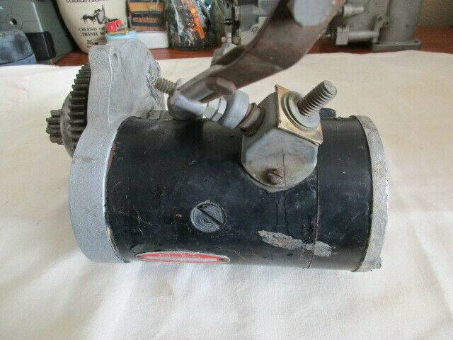 Delco-remy 1109677 Aircraft Pull Type Starter Assy (CORE) Cessna