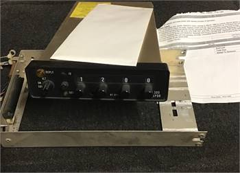 ARC RT-359A transponder with tray