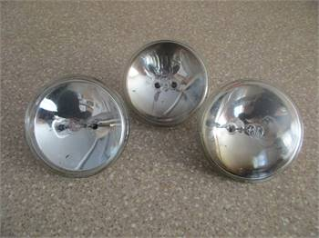 Cessna Landing Light GE P/N 4509 3 pcs.
