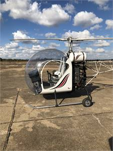 Safari Helicopter For Sale